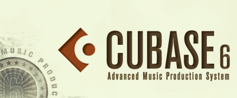 Cubase 6 Splash Screen